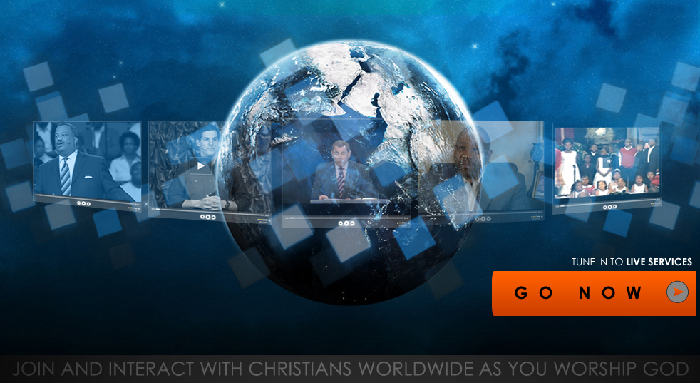 If You Have Not Decided How You Are Going to Attend Services on Easter Sunday Morning, Join Thousands From Around the World at GoToChurchOnline.tv